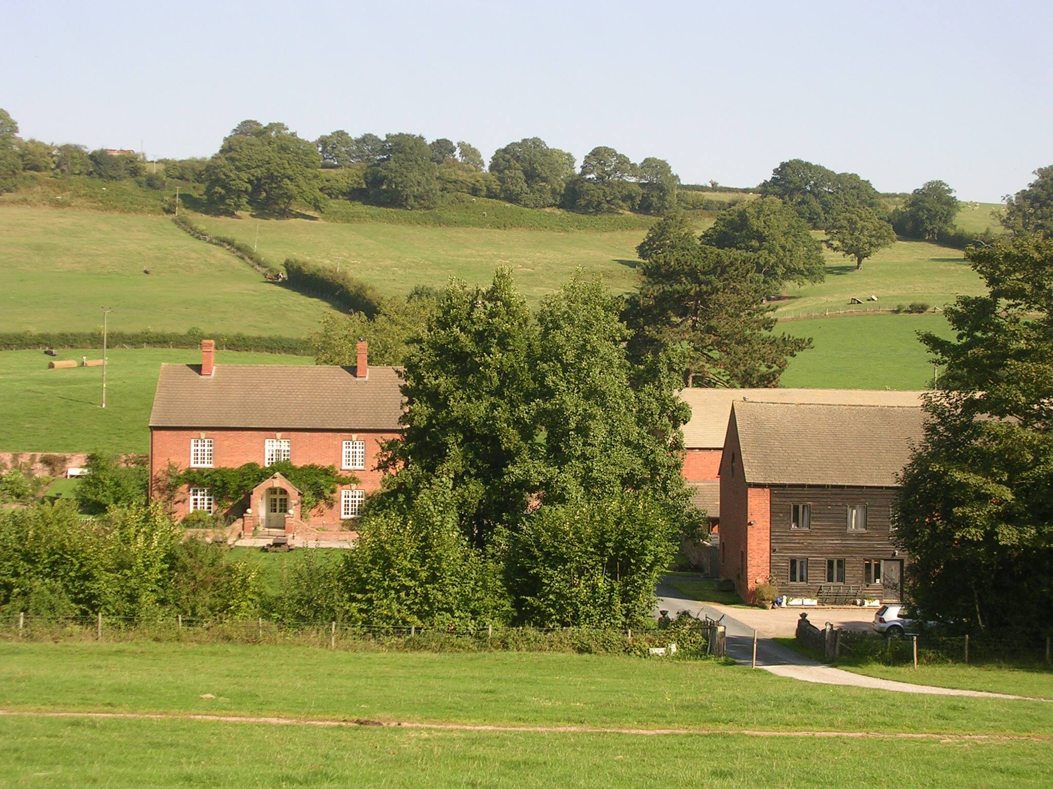 Home Farm Dulas