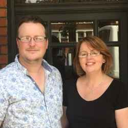 Jo & Michael Diggle (Aylestone Court Hotel)