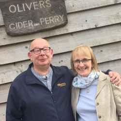 Tom Oliver (Oliver's Cider) & Susanna Forbes (Little Pomona)