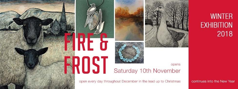 'Fire and Frost' Exhibition
