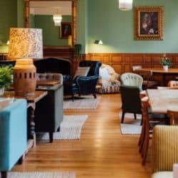 Green Dragon Hereford lounge