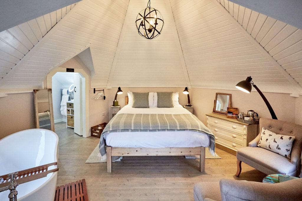Accommodation at The Riverside Inn