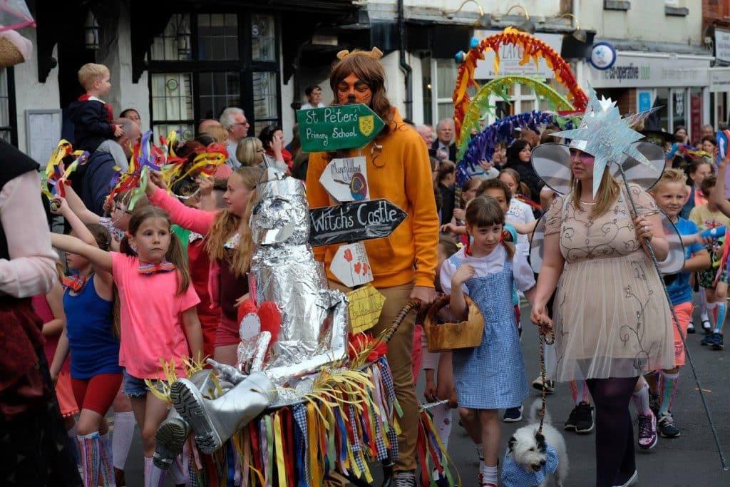 Bromyard Scarecrow Festival