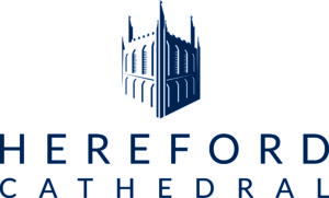 Hereford Cathedral new logo