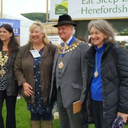 Hereford Mayor & Chair Herefordshire Council