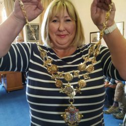 Hereford Mayor's chain of office