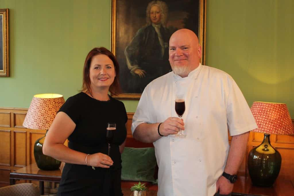 Top Chef at Renovated City Hotel
