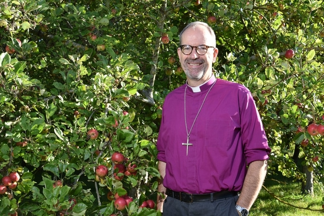 New Bishop of Hereford
