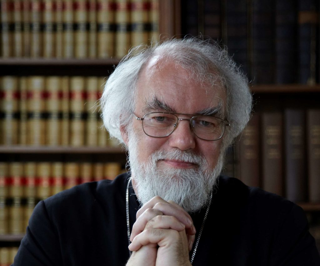 Right Revd. Lord Williams of Oystermouth