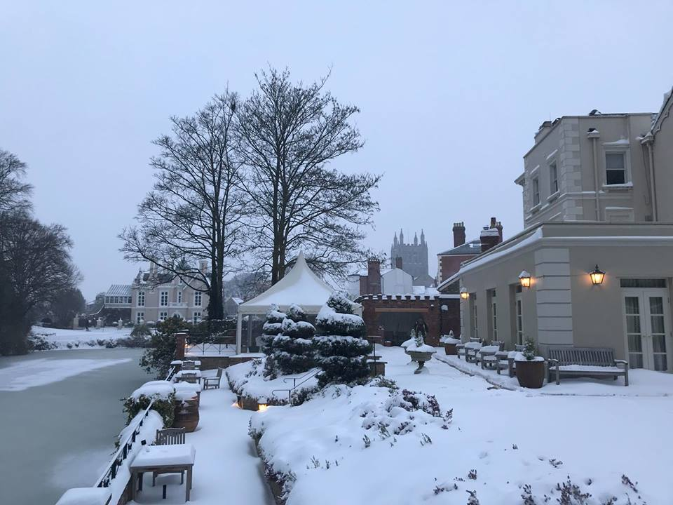 Castle House Christmas & New Year Parties