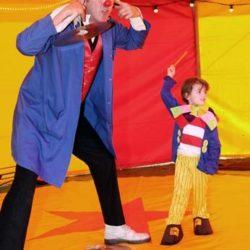 Circus at Barton Court