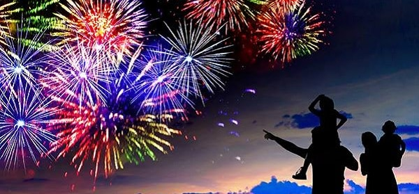 FIREWORK DISPLAYS IN HEREFORDSHIRE 2019