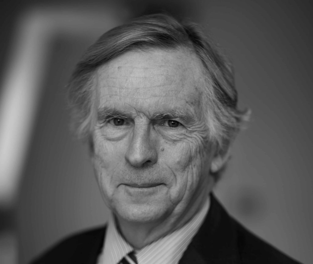 Sir David Calvert Smith