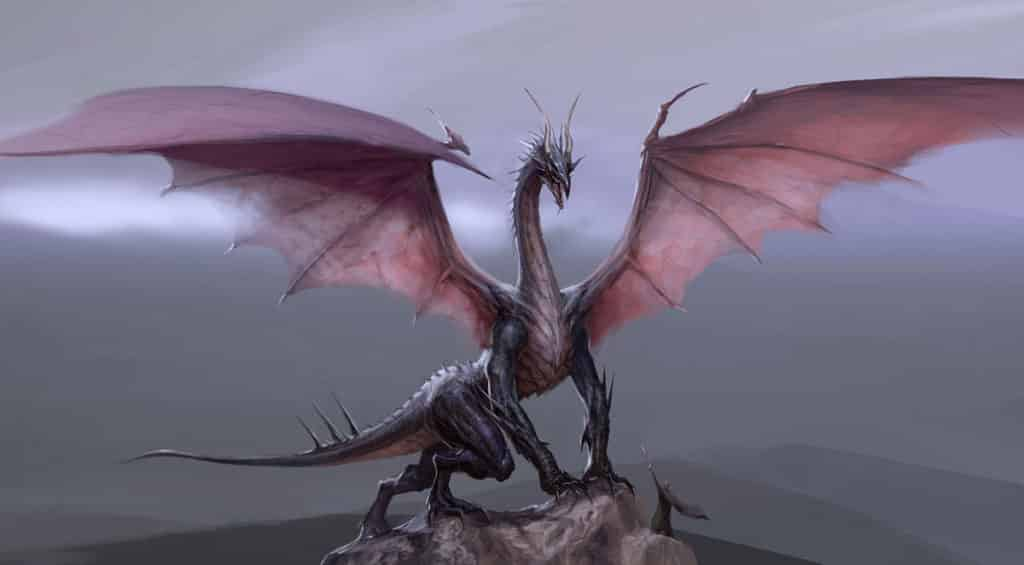 The Dragon of Mordiford