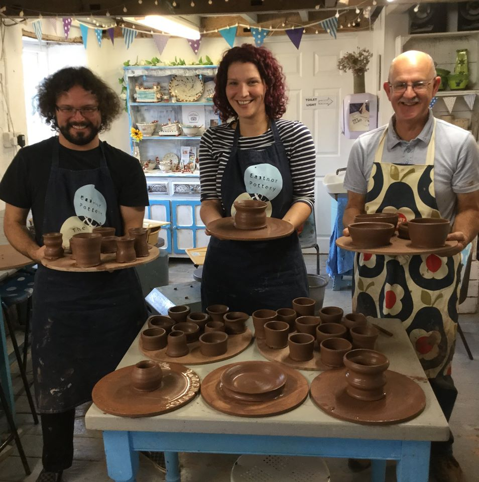 Eastnor Pottery Courses