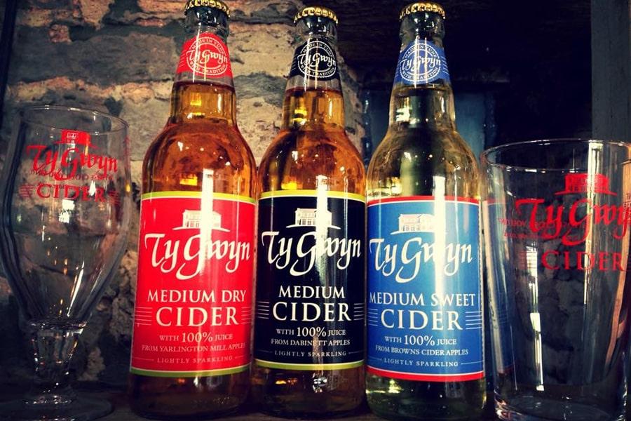 Ty Gwyn Cider Gift Pack
