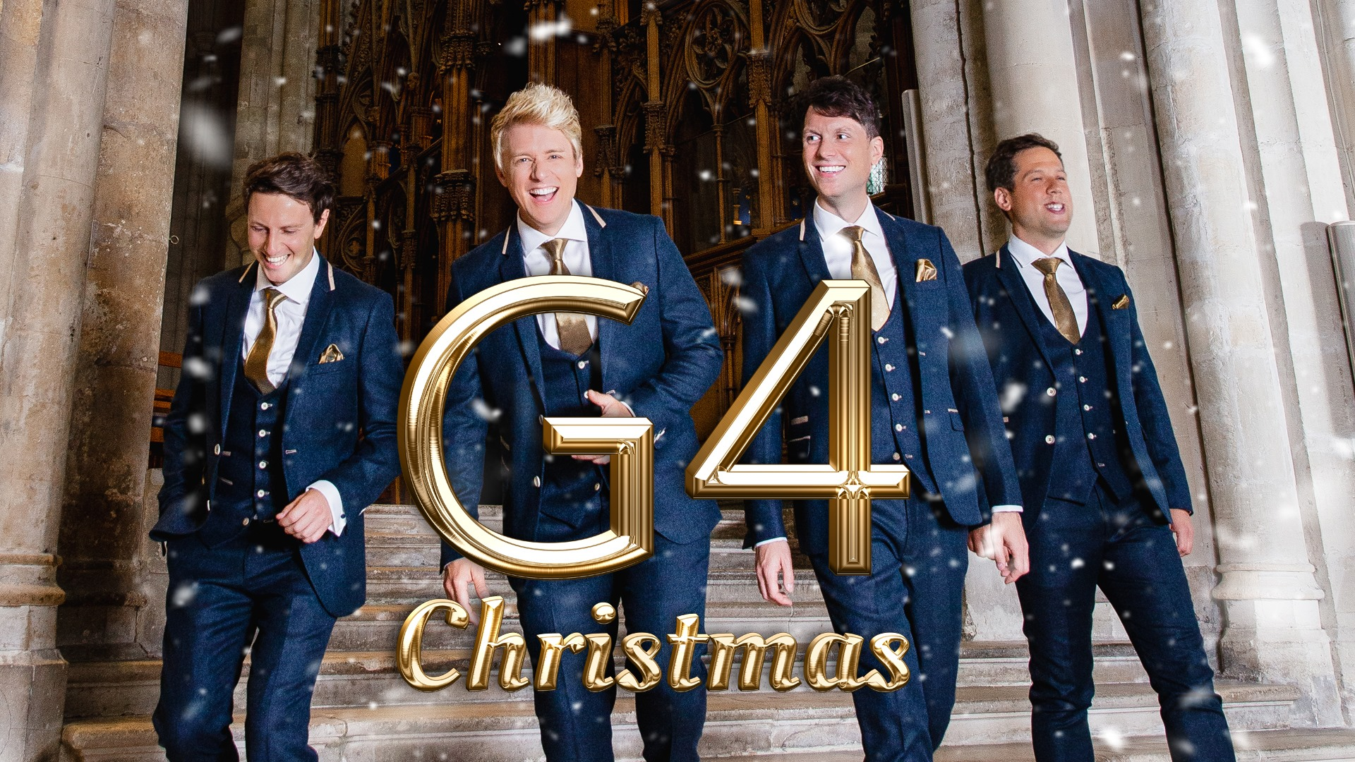G4 Christmas Hereford Cathedral