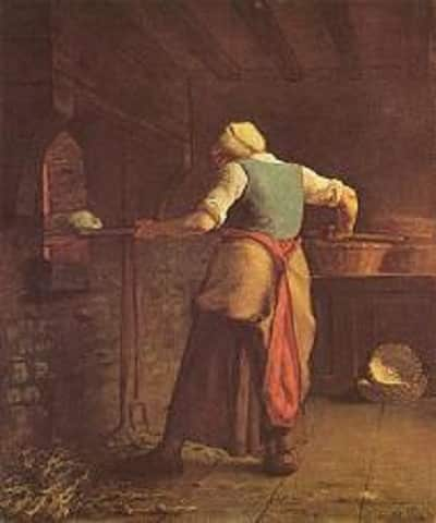 The Tale of the Baker's Daughter
