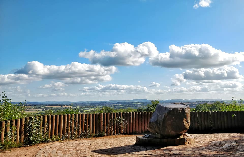 Queenswood Country Park Viewpoint