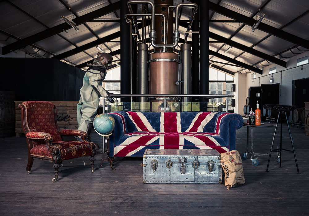 Chase Distillery Tours