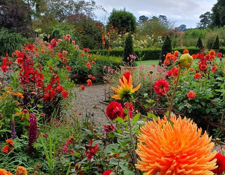 Gorgeous Gardens of Herefordshire