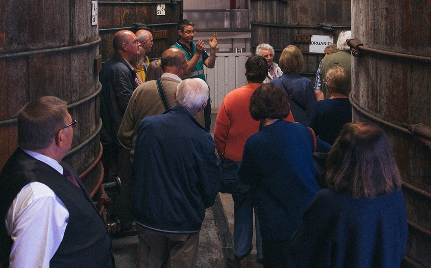 Westons Cider Mill Tour