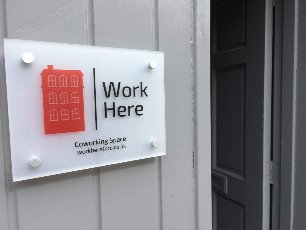 Work Here