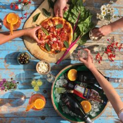 Pizza in the Park at Lemore Manor