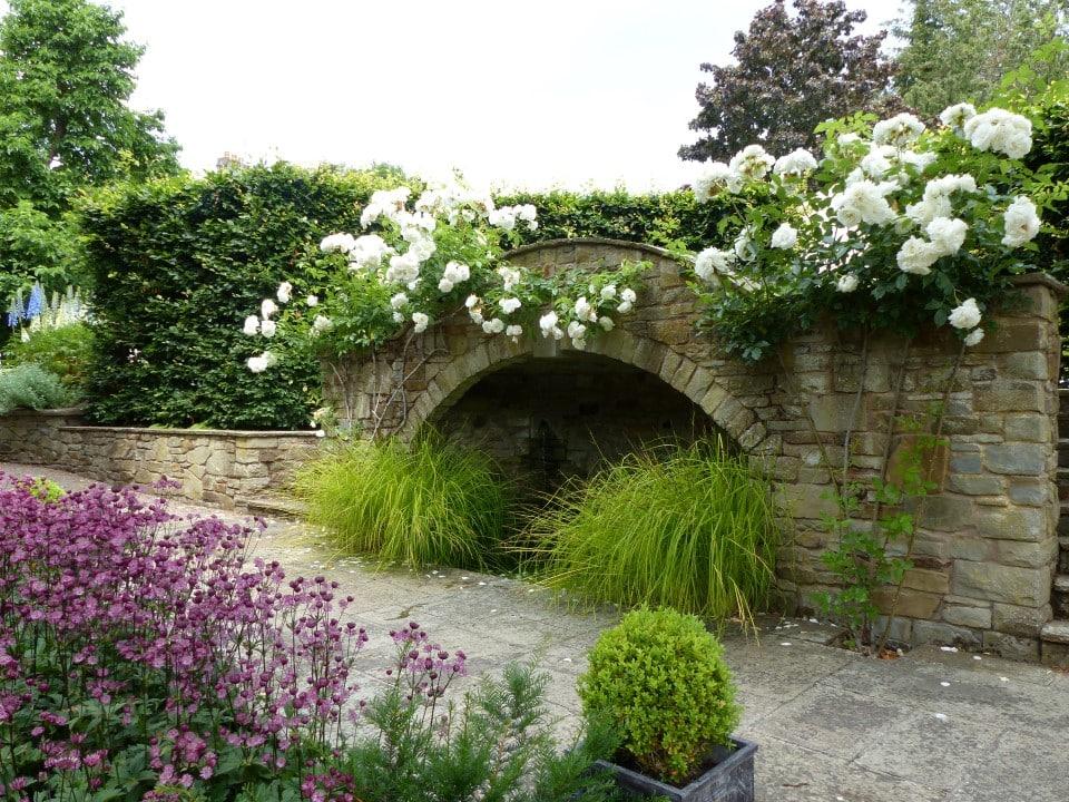 Brobury House Garden