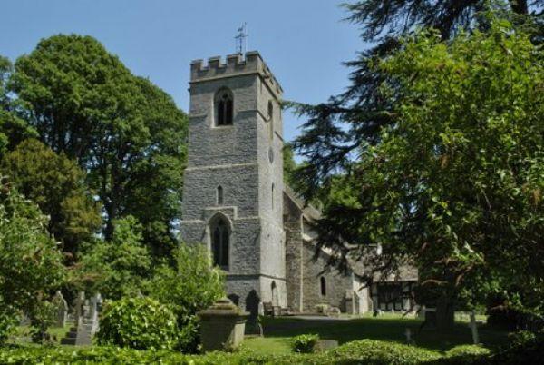 Lyonshall Church