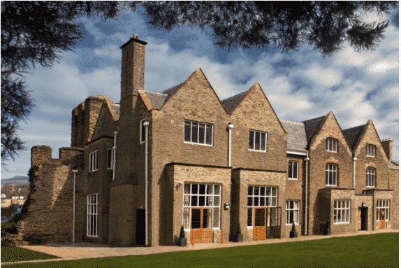 Ludlow Castle Apartments