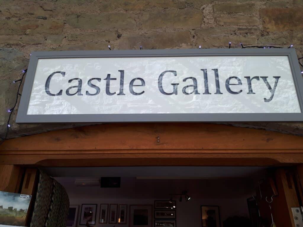 Ludlow Castle Gallery