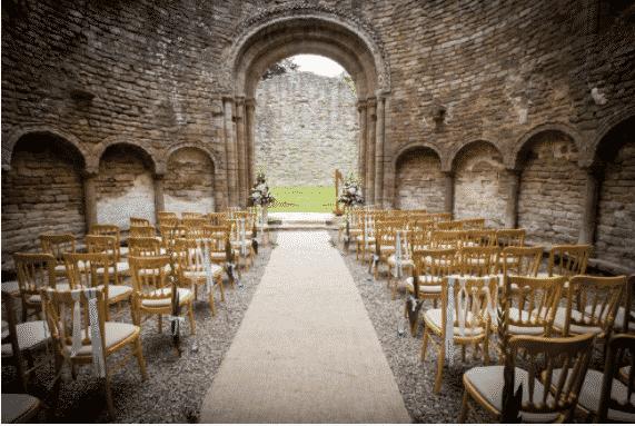 Ludlow Castle Weddings