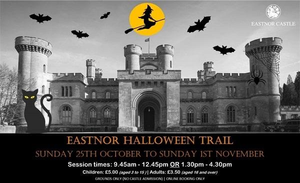 Eastnor Halloween Trail