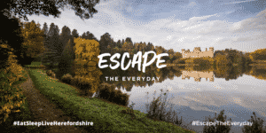 Esacpe the Everyday Eastnor