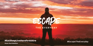 Esacpe the Everyday Herefordshire