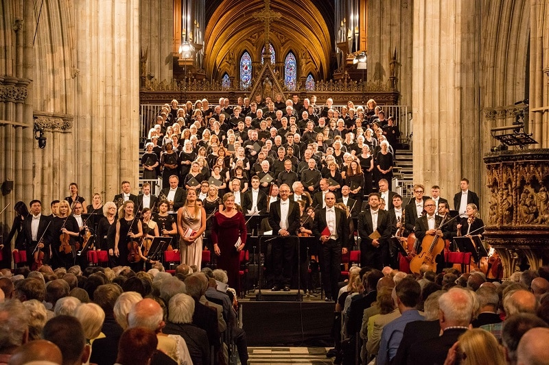 Three Choirs Festival