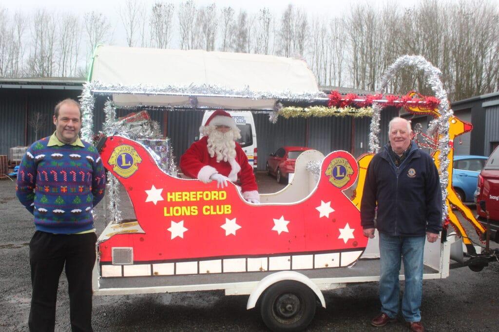 Oakchurch Santa