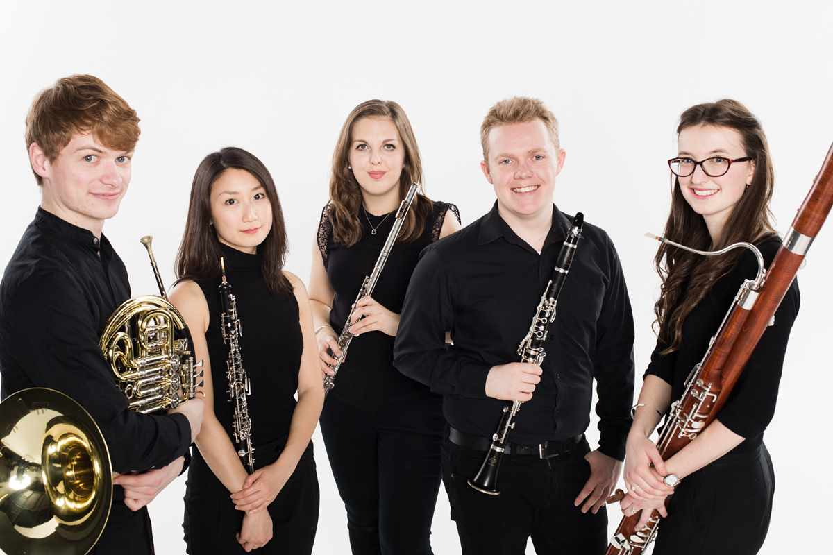 Concerts for Craswell Magnard Quintet