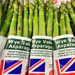 Herefordshire Food Heroes Asparagus