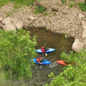 Kayaking at Symonds Yat (9765)