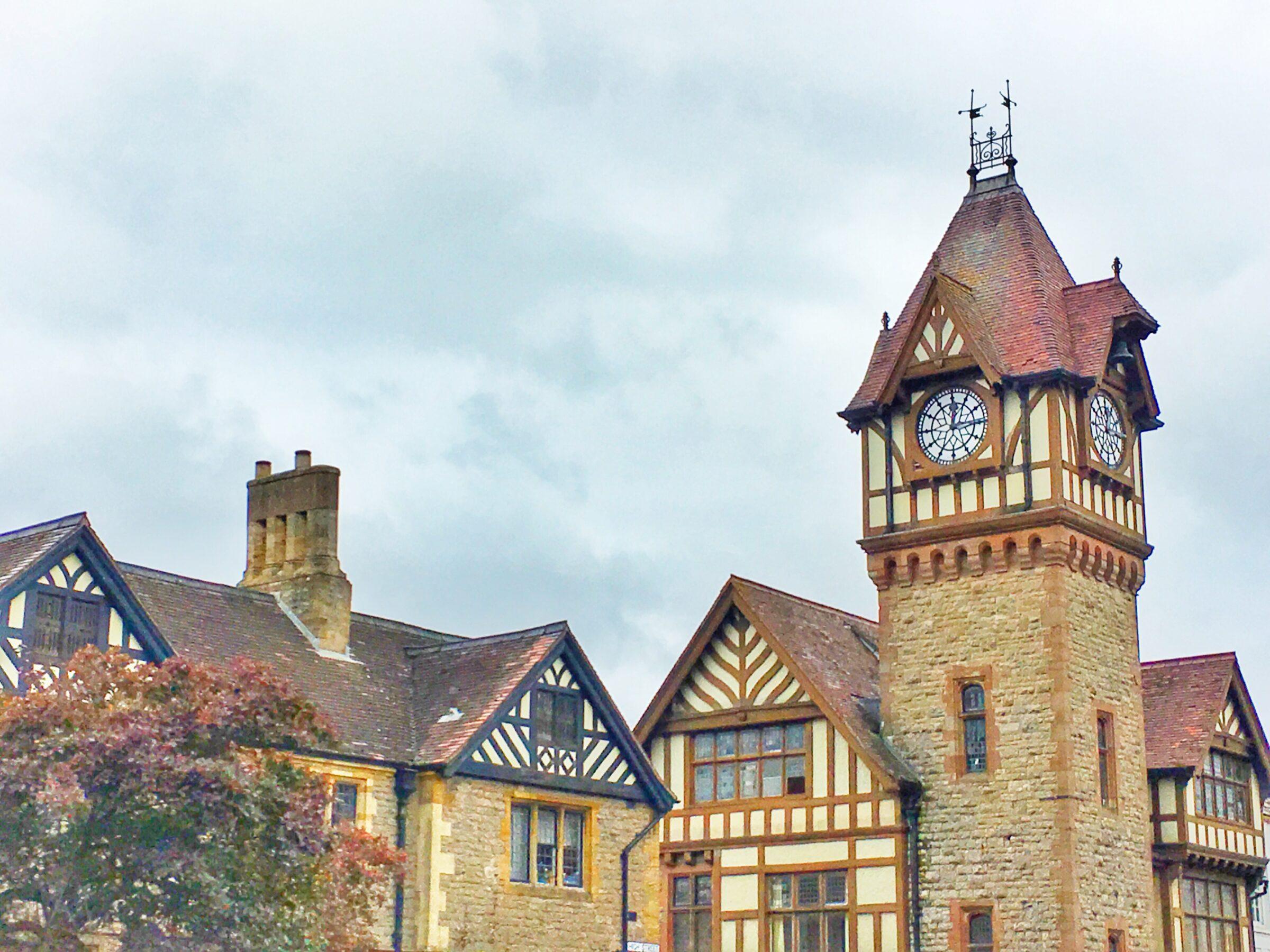 Ledbury clock tower