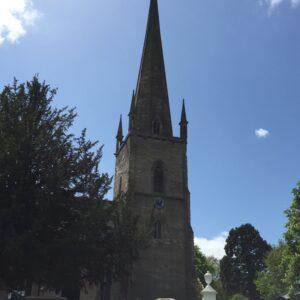 ROSS CHURCH