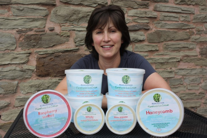 Rowlestone Farmhouse Ice Cream (Small)