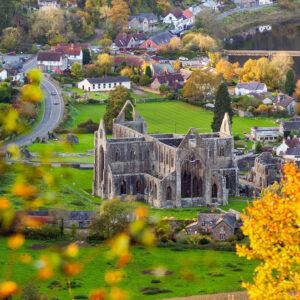 Tintern and Tintern abbey