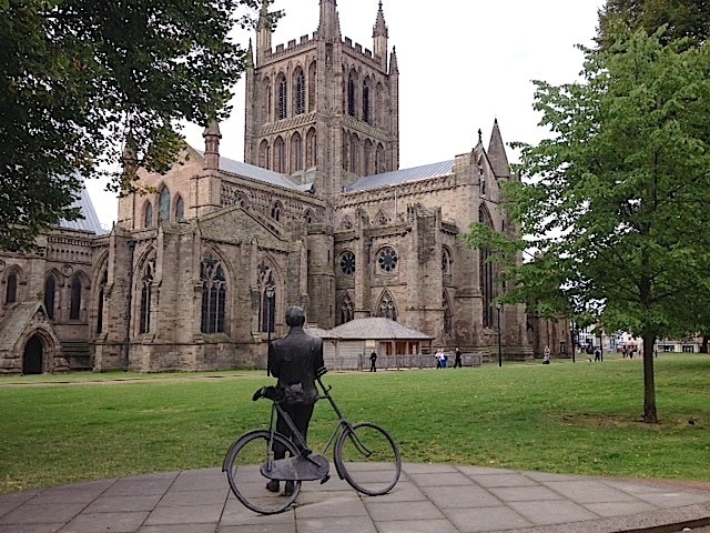 cathedral and elgar