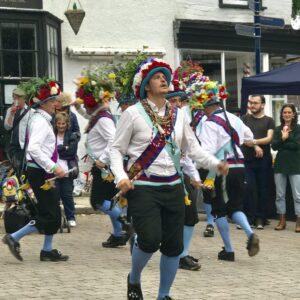 folk dancing herefordshire