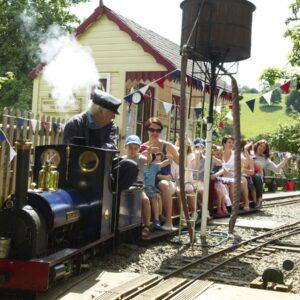 the Hyde train