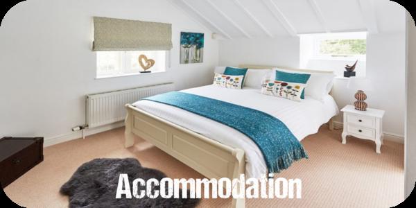Herefordshire accommodation lakes edge
