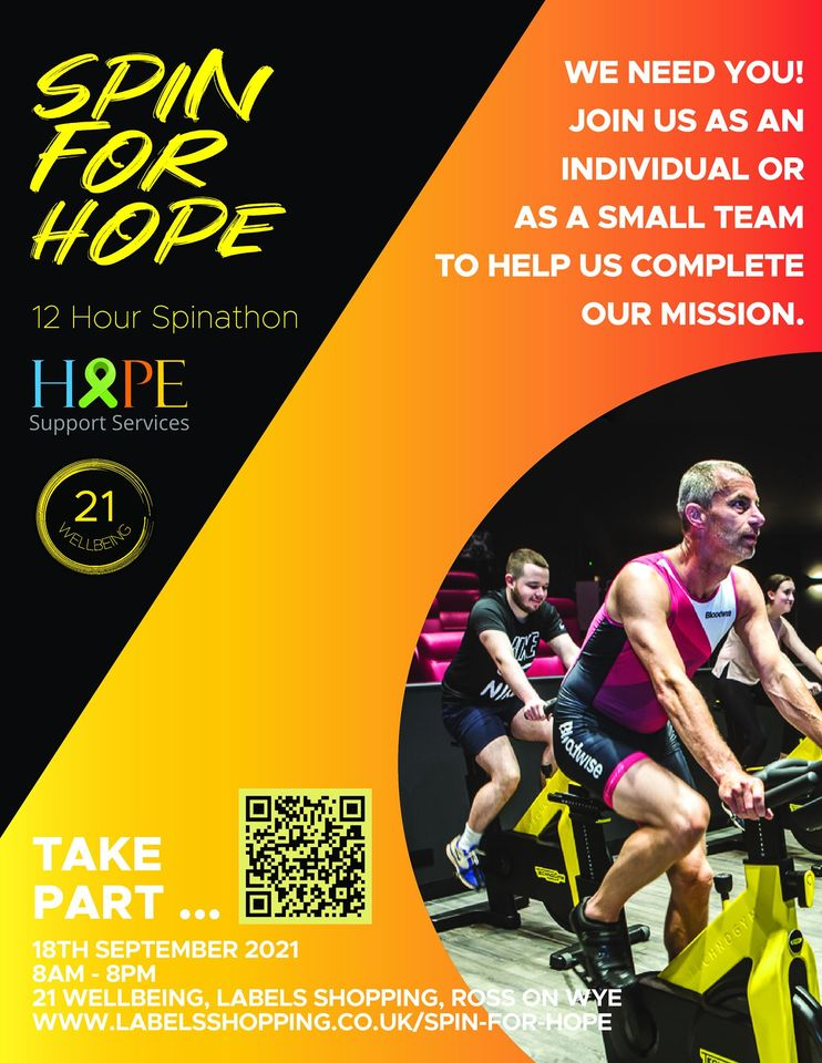 Spin for HOPE